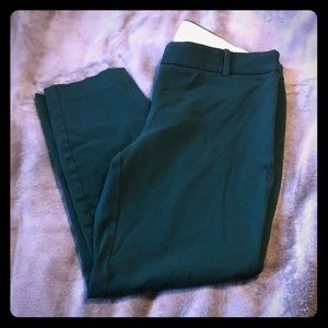 J. Crew Stretch Ankle Pants Size 10